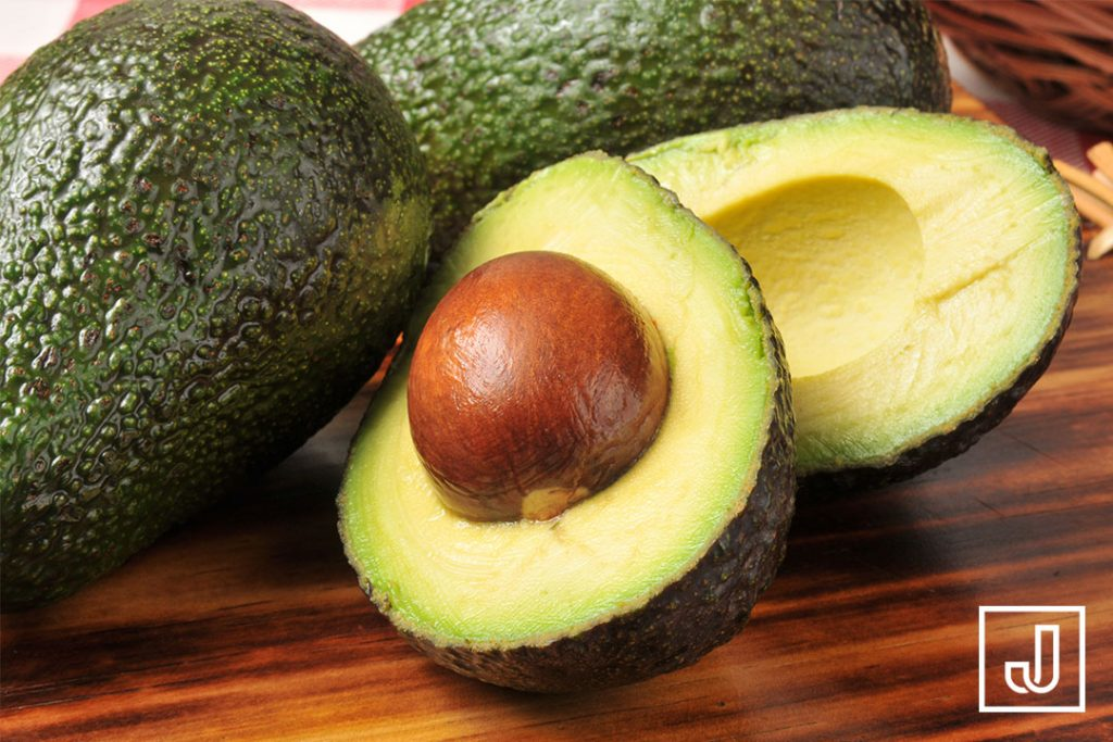 Image of avocado - good for your nutrition